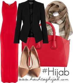 Hashtag Hijab Outfit #290