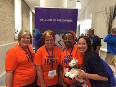 #Me at the #MIEExpert Forum & #ISTE2015 Microsoft Innovative Educator Expert roundtable in Philadelphia, Pa. June 2015 - TeamNOAB and Flopsie!