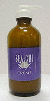 Sea Chi Creme 8oz/240ml by Sea Chi Organics. $92.00. all natural healing creme. can also be used as a daily moisturizer. promotes healing and new cell growth. excellent treatment for sunburn, burns, skin irritation. contains Kombucha Tea, Wildcrafted & Organic Essential Oils and Certified Organic Herbs. Sea Chi Creme is known to be effective when used for: brown spots, sunburn, burns, blemishes, psoriasis, eczema, bruises, stretch marks and wrinkles.  Sea Chi Creme...