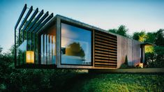 Cool Shipping Container Homes - Recycled Green Housing