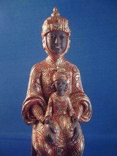 black madonna statue | Black Madonna Statues - Black Virgins Figurines