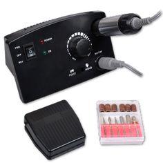 Royal Nails Schleifmaschinen: Nagelfräser-Schleifmaschine Royal Nails black