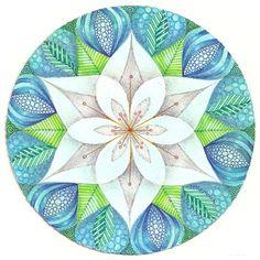 Enthusiastic Artist, Margaret Bremner Certified Zentangle Teacher