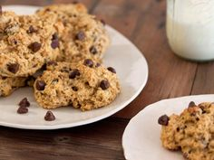 The perfect companion to an early morning (or late night) cup of hot tea, coffee or cocoa, these dense, flavorful scones combine two favorite fall flavors: pumpkin and chocolate. Get the recipe.