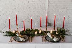 12 Days of Christmas Tabletops Christmas Tabletop, Christmas Tablescapes, Christmas Decorations, 12 Days Of Christmas, Candles, Holiday, Wedding, Home Decor, House
