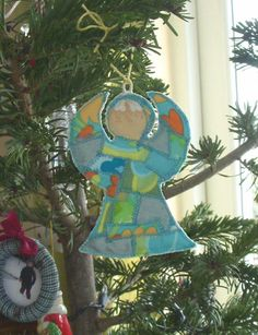 diy christmas ornaments and all the instructions