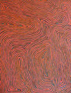 Wilma TABACCO_Posturing #aboriginal #aborigene #contemporain