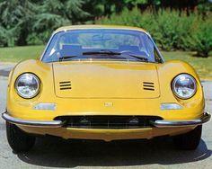 1970 Ferrari Dino 246GT Automobile Photo Poster zm1337-8N1P4E