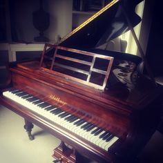 Reconditioned Blüthner Aliquot Grand from Chiltern Pianos
