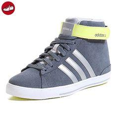 adidas Unisex Baby Hoops Mid K Turnschuhe, Schwarz / Weiß / Blau (Negbas /  Ftwbla / Blau), 35 1/2 EU (*Partner-Link)   Adidas Neo Schuhe   Pinterest  ...
