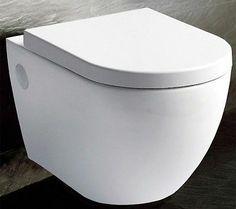 bernstein luxus wand-hänge wc toilette softclose ch1088 badewelt, Hause ideen