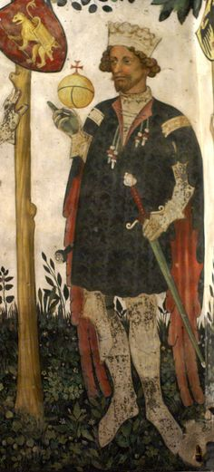 Manta Castle, Thomas III. as Alexander the Great