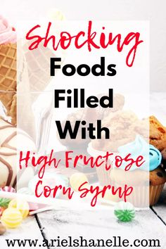 Foods filled with high fructose corn syrup that I bet you had no clue about! Remove this horrible substance from your diet immediately! Farm Cookies, Chef Boyardee, Power Smoothie, Mouth Watering Food, Weight Loss Smoothies, Corn Syrup, Recipe Of The Day, Healthy Living, Eating Healthy