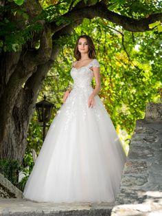 Očarujúce rozprávkové svadobné šaty pre princezné