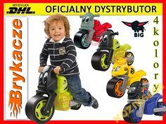 BIG Jeździk MOTOR Runbike MOTOCYKL Kolory +wader (5820552395) - Allegro.pl - Więcej niż aukcje.