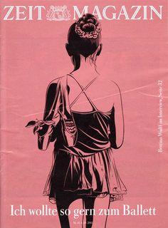 lovely magazine cover