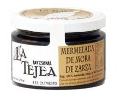 Mermelada 100% artesanal de Mora de Zara