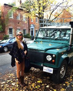 The Tweed Fox — annapolis-prepster: vroom vroom i'm in me mom's...