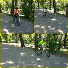 Cine scapa din labirint? #bicicleta #mtb #scoaladesport #labirint #duminica #sport  http://scoaladesport.ro/mtb-skills-tips-and-tricks-mountain-biking/