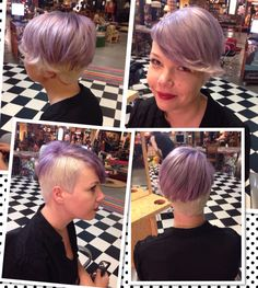 Duo colour by Louisa & Jenny.