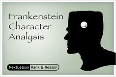 Frankenstein Character Analysis - Literature Lesson Plan for High School.  CCSS.ELA-Literacy W.7.9  W.8.2  W.8.9  W.7.2  RL.9-10.3  RL.9-10.1  RL.8.1  RL.8.3  RL.7.3  RL.7.1 W.9-10.2  W.9-10.9