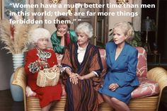 """18 Oscar Wilde Quotes That Might As Well Have Been Said By """"The Golden Girls""""  Oscar's wit and wisdom is even better if you imagine it being said by our favorite Miami ladies."""