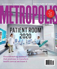 TOP 10 Interior Design Magazines in the USA - Metropolis. More inspiration at http://nydesignagenda