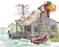 Santa Delivers...Cajun Style  Addio Gallery
