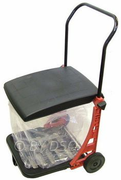 80 Litre Garden and. • 80 Litre capacity. General Waste Cart. This garden cart is perfect for home garden or public area clean up. Space for 80 litres of materials makes this perfect for large areas, lightweight and easy manoeuvring.