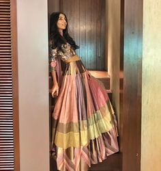Sangeet Outfit, Mehendi Outfits, Indian Bridesmaids, Bridesmaid Outfit, Lehenga Designs, Indian Wedding Outfits, Indian Outfits, Wedding Dresses, Indian Engagement Outfit