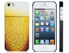 Beer Case Protective For IPhone 5 5s High Quality Special New Edition Bear Glass