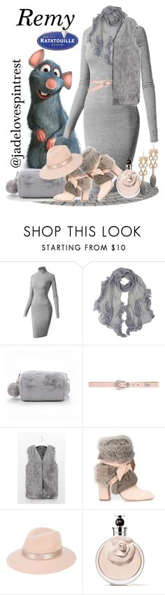 """Remy Style"" by jadelovespintrest ❤ liked on Polyvore featuring Miss Selfridge, Alexandre Birman, Maison Michel, Valentino and J.W. Anderson"