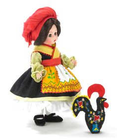 Take a look at this Folk Dance Portuguese Doll by Madame Alexander on #zulily today!