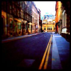 the depths of Glasgow by @one_bg