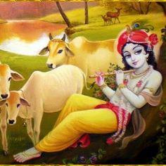 Krishna Leela, Cute Krishna, Radha Krishna Pictures, Lord Krishna Images, Radha Krishna Love, Shree Krishna, Radhe Krishna, Pichwai Paintings, Indian Art Paintings