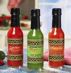 Make it a home sweet home this Holiday Season with great Food related gifts at the affordable prices you love from Collections Etc. Hot Sauces, Collections Etc, Extreme Heat, Gift Exchange, Food Gifts, Online Gifts, Hot Sauce Bottles, Great Recipes, Foodies