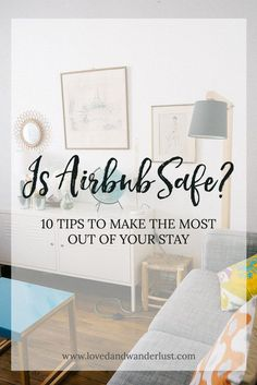 Airbnb is a great way to connect travelers with locals with a spare room to rent. It is way better than a hostel, and yet cheaper than a hotel. Travel Advice, Travel Tips, Travel Hacks, Budget Travel, Travelling Tips, Air Travel, Travel Packing, Travel Ideas, Scotland Travel