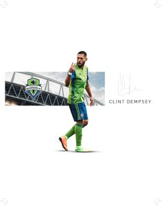 Sounders FC 2017 Graphic Dump on Behance