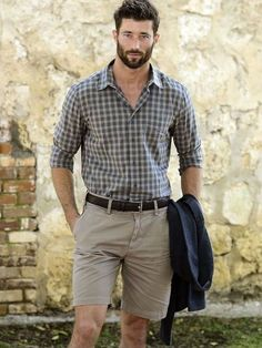 5a40af9085 421 Best PAIR OF SHORTS images | Man style, Men's clothing, Male fashion
