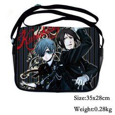 $17.99 (Buy here: https://alitems.com/g/1e8d114494ebda23ff8b16525dc3e8/?i=5&ulp=https%3A%2F%2Fwww.aliexpress.com%2Fitem%2F2016-Anime-Black-Butler-Kuroshitsuji-Cosplay-Canvas-Bags-Shoulder-Cross-Body-Handbag-Messenger-Bag%2F32650912197.html ) 2016 Anime Black Butler Kuroshitsuji Cosplay Canvas Bags Shoulder Handbag Messenger Bag for just $17.99