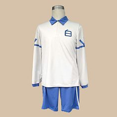 Cosplay Costume Inspired by Inazuma Eleven-Bleach Middle School Araya Kongo Summer Soccer Uniform