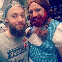 Now isn't that a beard of beauty?  Don't forget to enter our #BristlrPride #competition!  #beard #beards #beardy #bearded #beardedman #beardedmen #beardedgentleman #beardlife #beardlove #beardlover #beardporn #beardsandtattoos #beardsofinstagram #beardstagram #instabard #teambeard #beardclub #allthebeards #fortheloveofbeards #Bristlr #ShowUsYourBristles #BareYourBeard