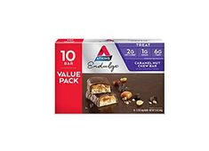 10 Count Atkins Endulge Treat Caramel Nut Chew Bar for 5.99 at Amazon (Add-on Item)