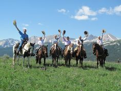 Covered Wagon Ranch, a Gallatin Gateway, MT Dude Ranch inspected and approved by…