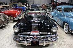 1952 Pontiac Chieftain Convertible