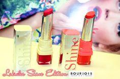 Labiales Shine Edition de Bourjois ♥