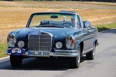 19.07.2014 Mercedes Benz 280 SL, Bj. 1969 Jürgen Freudenberg