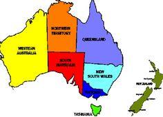 -'Storm van de eeuw' raast over North South Wales, Australië -wereldnieuws.blog.nl -21 april 2015 -De Australische staat New South Wales (NSW)