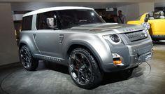 2017 Land Rover Defender - exterior