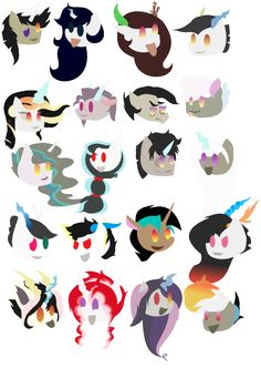 20 CeleCord's by iPandacakes on DeviantArt